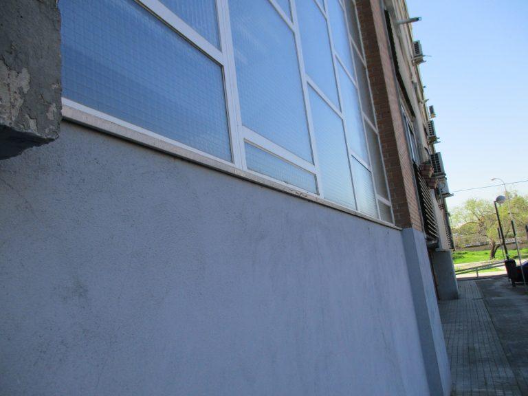 Gestionamos tu ciudad - Detalle fachada Gainza21y19