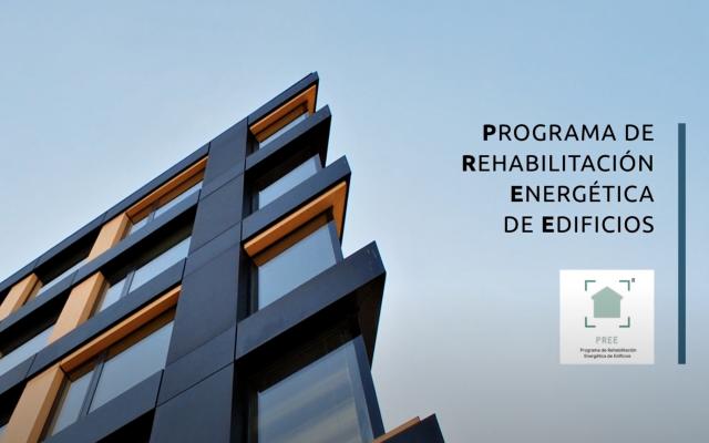Ayudas a la rehabilitación energética en edificios existentes «PROGRAMA PREE del IDAE»